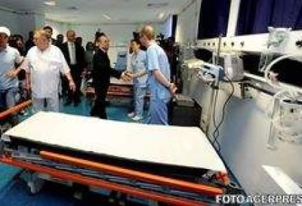 Spital la Stat ca la privat? Vezi cat de bine arata Urgentele de la Universitar