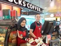 Starbucks vrea sa angajeze...