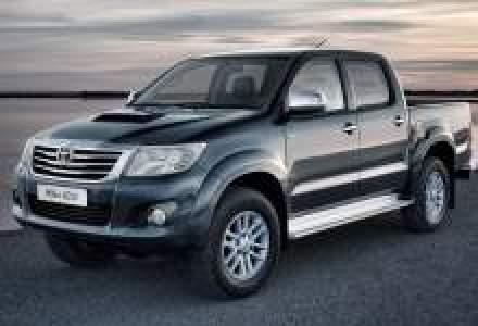 Toyota vrea o productie record de 8,9 mil. de masini in 2012