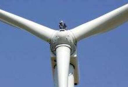 CEZ Romania estimeaza in acest an triplarea productiei de electricitate in centralele eoliene