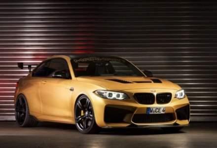 Tuning extrem pentru BMW M2 din partea celor de la Manhart