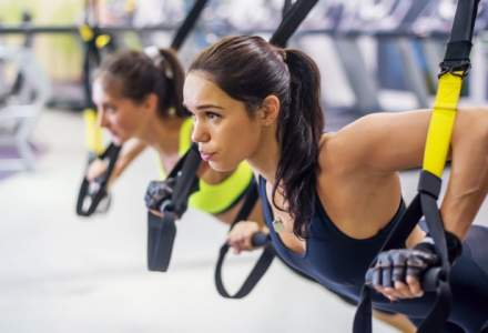 Piata de fitness isi ia avant: IT-istii si muncitorii necalificati, umar la umar in salile de sport