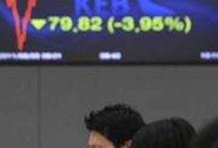 Panica pe bursele din intreaga lume: Cea mai slaba saptamana de la prabusirea Lehman!