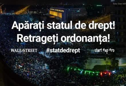 Live Blogging: Romania fierbe. Ce se intampla in Bucuresti si in tara in a treia zi de proteste dupa publicarea ordonantelor de modificare a Codurilor Penale