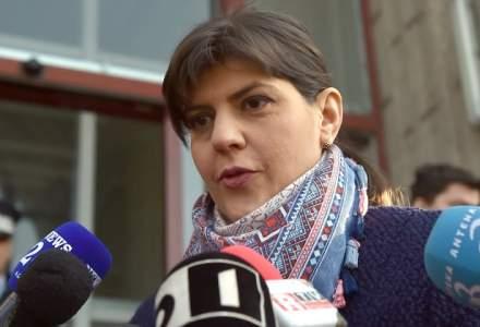 Ambasadorul Marii Britanii la Bucuresti s-a intalnit cu sefa DNA Codruta Kovesi