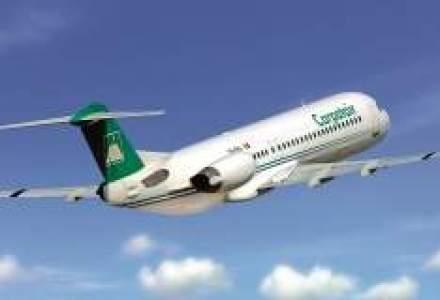 Scoala de zbor Carpatair a fost autorizata pentru pregatirea insotitorilor de bord