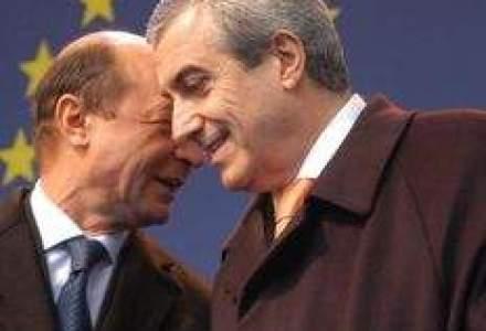 Basescu alunga criza ca Tariceanu in 2008. Va mai amintiti?