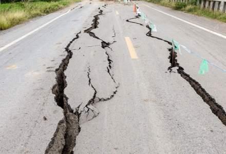Cutremur cu magnitudinea 5,1 resimtit si in Bucuresti