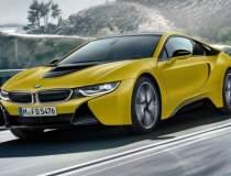 BMW i8 va primi un facelift...