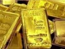 Pretul aurului a ajuns la un...