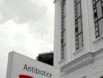 Antibiotice Iasi raporteaza o...