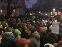 Protestele de la Bucuresti,...