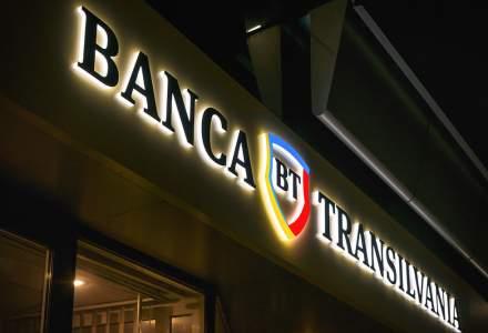 Banca Transilvania si-a anuntat rezultatele financiare: profitul net coboara la 1,23 miliarde lei, dar tintele de buget au fost depasite