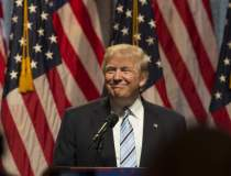 Presedintele Trump vrea un...
