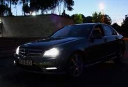 Test Drive Wall-Street: Mercedes-Benz C 250 CDI 4Matic, confort si sportivitate