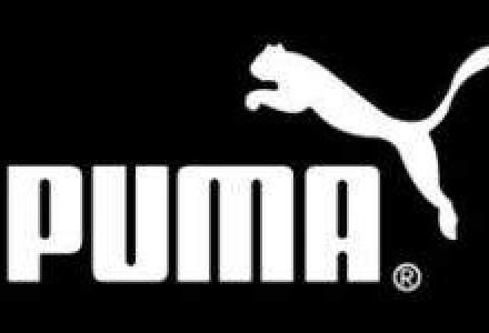 Puma a deschis un outlet temporar in Piata Romana