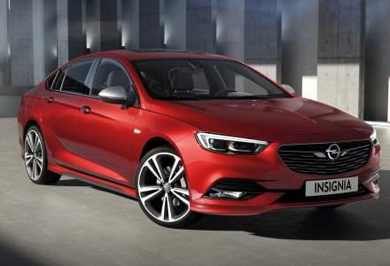 Opel Insignia, a doua generatie, debuteaza la Salonul Auto de la Geneva
