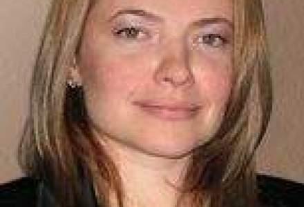 Catalina Aldea, primul director comercial roman al Mega Image