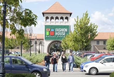 Vanzarile Fashion House Outlet au crescut usor in 2016, dupa ce grupul a atras 13 chiriasi noi