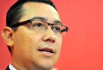 Ponta: Videanu a blocat valorificarea certificatelor de emisii de carbon