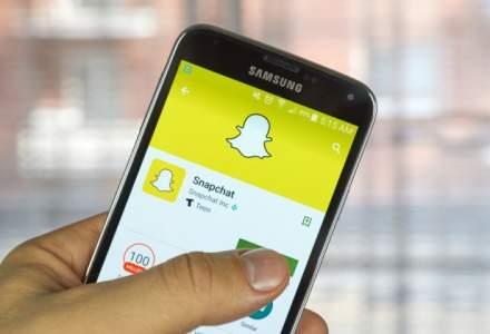 Investitorii s-au ingramadit sa cumpere actiuni Snapchat: au crescut cu 44%