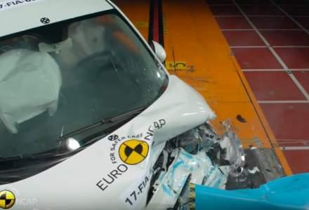Sase masini noi testate de Euro NCAP: inca se mai fabrica masini de 3 stele