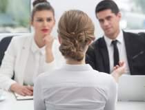 La interviul de angajare nu...