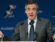 Francois Fillon, candidatul...