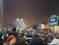 Mars de protest in Capitala....