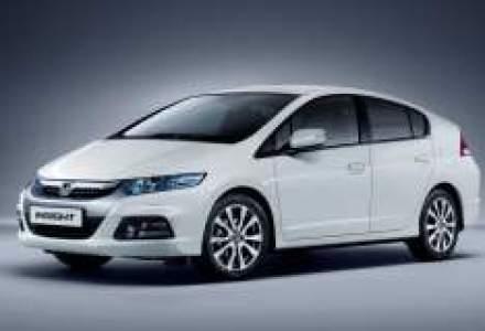 Honda prezinta facelift-ul hibridului Insight la Frankfurt