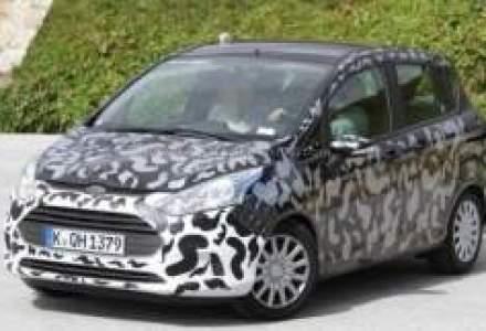 Ford-ul de la Craiova, spionat in teste