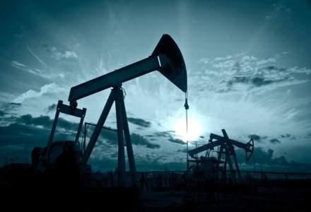 Pretul petrolului a scazut la minimul ultimelor trei luni