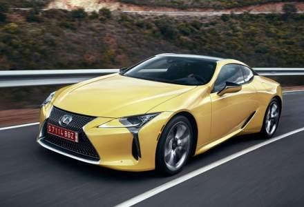 Designerii auto si-au votat masinile preferate: Lexus LC si conceptul Renault Trezor primesc premiile pentru design in 2017