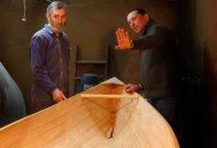 Cum a fost construita canotca, ambarcatiunea cu ajutorul careia Ivan Patzaichin devine antreprenor