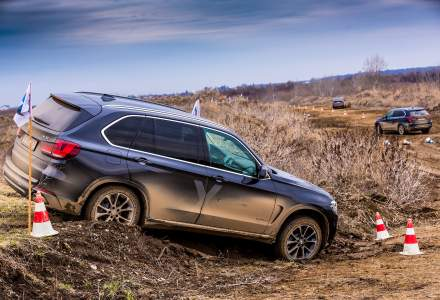 BMW xDrive Experience: prin noroi cu masini de top