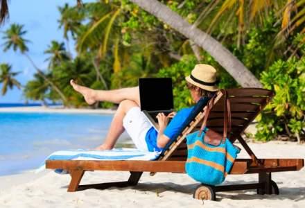 Cum obtii un job platit cu pana la 2.500 de euro si o vacanta o data la trei luni