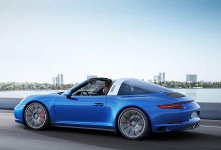 Porsche aduce noi optiuni de culoare pe modele sale, mai multa conectivitate si 30 CP in plus pentru 911