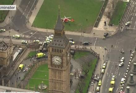 UPDATE: ISIS a revendicat atentatul terorist de la Londra in care au murit 4 persoane si alte 40 au fost ranite