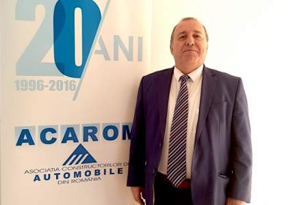 ACAROM l-a numit presedinte pe Gabriel Sicoe