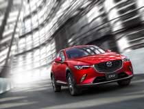 Mazda CX-3 este disponibila...