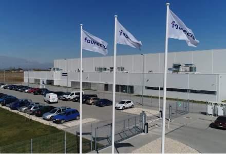 Faurecia a inaugurat cea de-a cincea fabrica din Romania. Pana in 2020 va ajunge la 900 de angajati