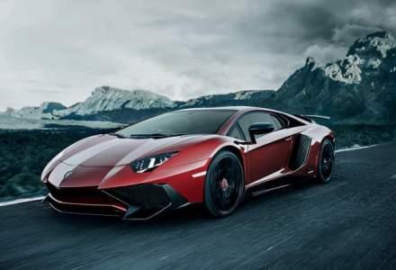 Recall de lux in Romania: Lamborghini recheama in service 11 masini Aventador