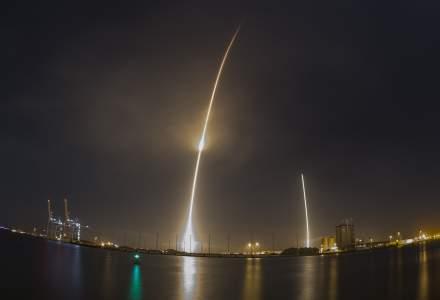SpaceX a lansat cu succes prima racheta spatiala reutilizata
