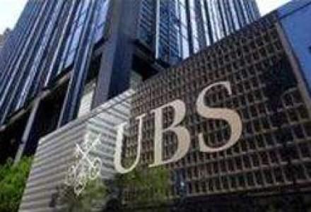 Sute de bancheri UBS ar putea ramane fara bonusuri in acest an