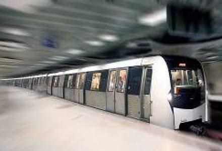 Metrorex va achizitiona 16 garnituri in valoare de peste 107 mil. euro