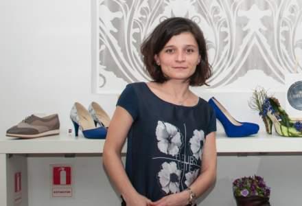 Antreprenoarea care continua traditia familiei din domeniul incaltamintei. Povestea Diane Marie Studio