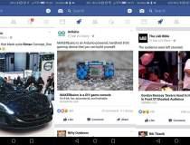 Facebook testeaza ''racheta...