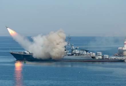 SUA lanseaza ofensiva impotriva Siriei dupa atacul chimic de marti al regimului al-Assad