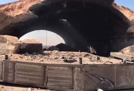 Sase persoane au fost ucise in atacul american cu rachete asupra Siriei