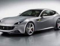 Ferrari Four a fost lansat in...